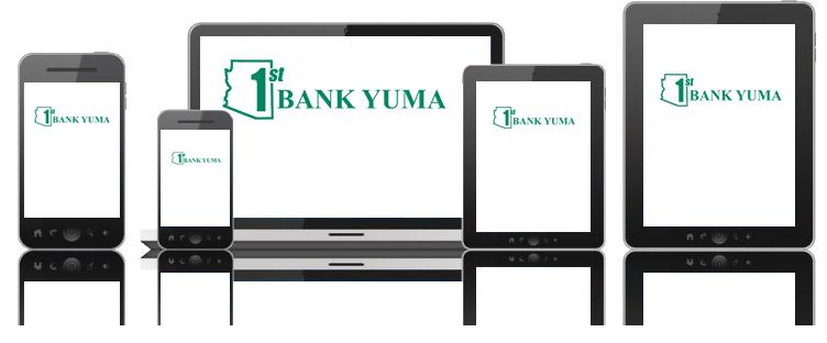 1st Bank Yuma - mobile